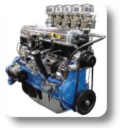 1960 Era GM 235 C I D  Straight 6 Cylinder Engine Overhaul