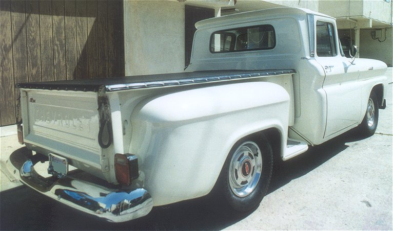 1961 Chevrolet Apache 10 Pickup Technical Mechanical Information
