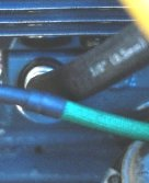 PCV hose attached....and...