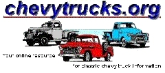 Information on Classic Chevrolet and GMC Trucks.