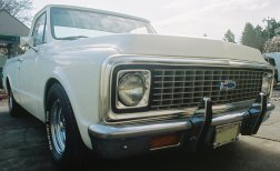 March 2011 The 1971 Chevrolet C-10 Is Nearly Complete.