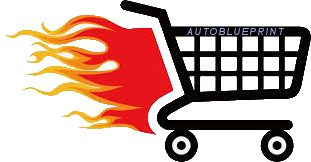 Autoblueprint ® Shopping Cart Main Page