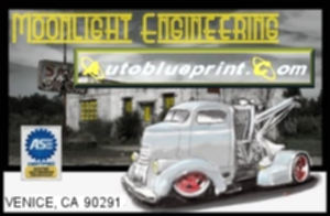 Moonlight Engineering Automotive Fabrication and Design Company E-Commerce Portal